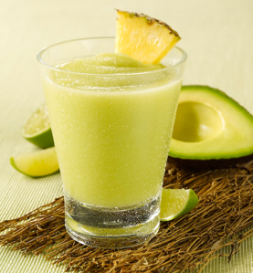 Avocado-Pineapple-Smoothie
